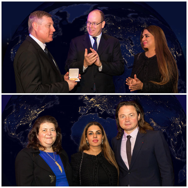 Обеспечение русскоязычной версии экспозиции «Космос : Новая Граница Мира», прошедшей в рамках Года России в Монако