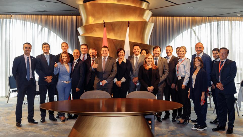 Сотрудничество с княжеством Монако